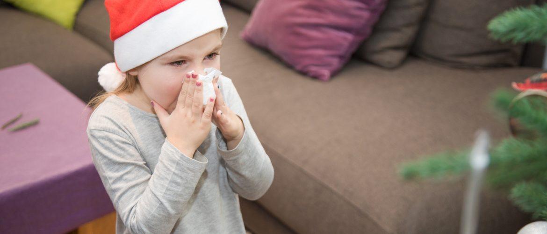 christmas tree allergy