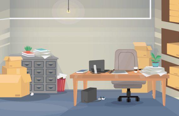 basement office hazard