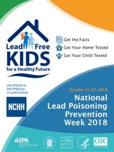 Lead week 2018