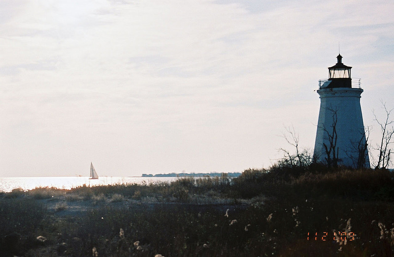 lighthouse in Bridgeport CT