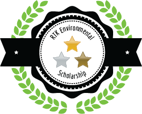Here They Are – RTK's Environmental Scholarship Winners!