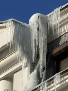 Ice Dams Icicles Can Mean Big Trouble Rtk Environmental