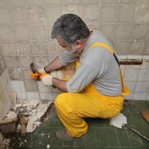 Asbestos in Tiles