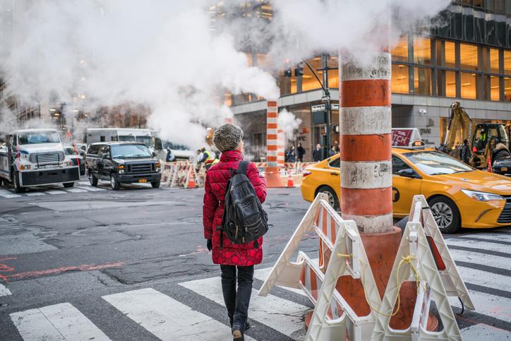 New York City Pollution