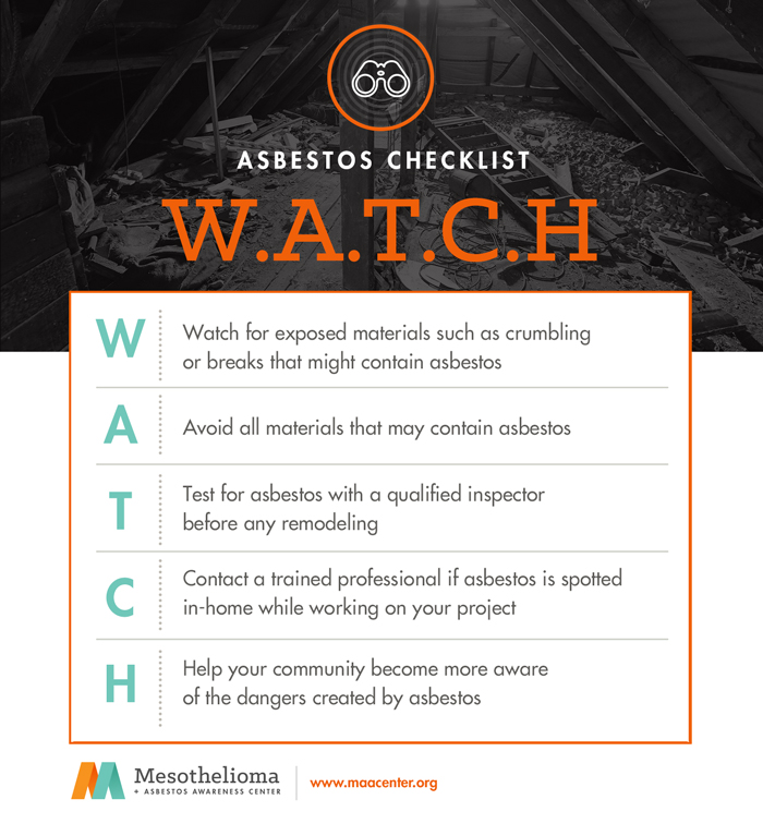 Asbestos In Products What To Watch Out For Rtk