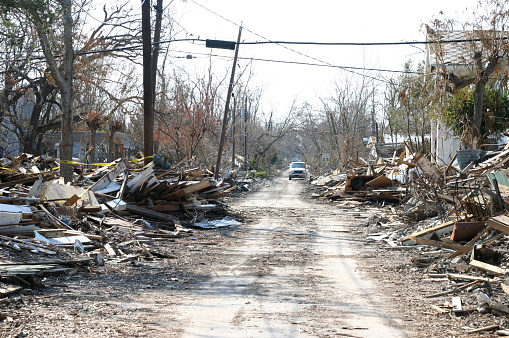 When Natural Disaster Strikes Be Aware Of Asbestos And