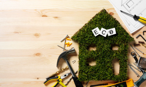 The Quest for an Environmentally-Friendly Home: Popular Design Elements in Use Today