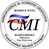 Robert Weitz CMI Seal