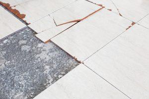 asbestos tile