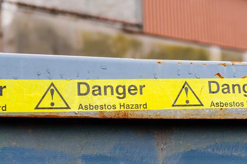 asbestos haards