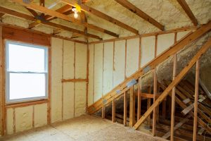 spray foam insulation toxic