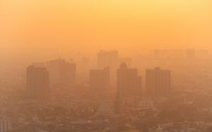 covid-19 air pollution
