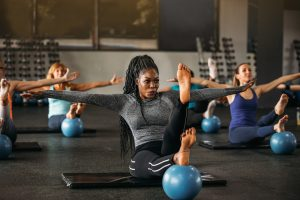 indoor air quality testing gym