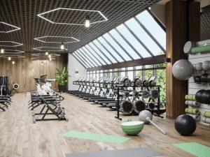 gym air quality